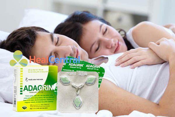 Tác dụng Adagrin