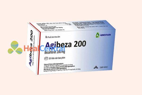 Thuốc Agibeza