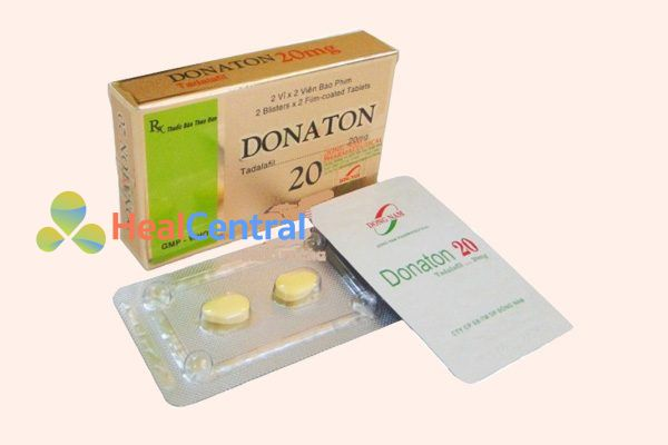 Thuốc Donaton 20mg