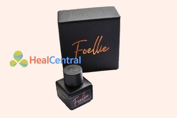 Mùi hương ngọt ngào - Foellie Eau de Innerb (lọ màu đen)