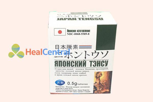 Thuốc tăng thời gian quan hệ Nhật Bản - JAPAN TENGSU