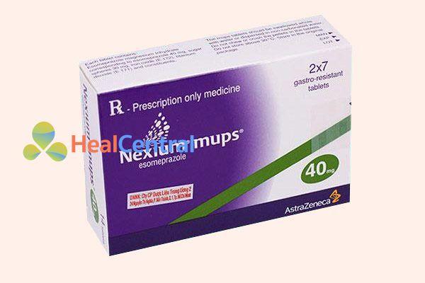 Thuốc Nexium 40mg của hãng AstraZeneca