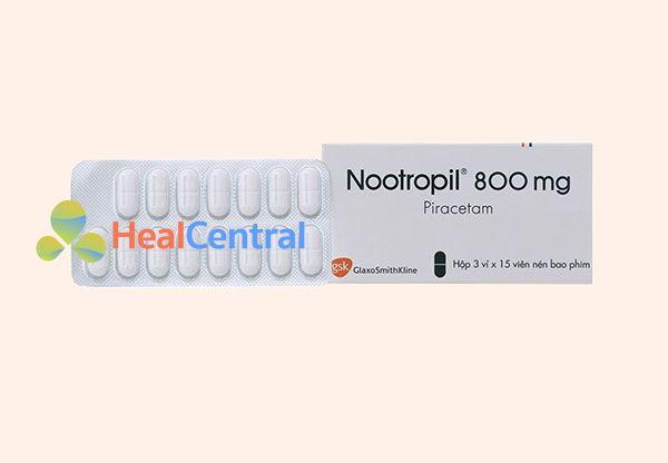 Nootropil 800 mg