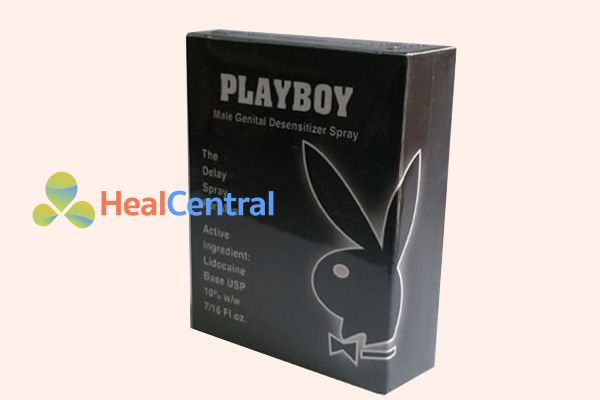 Xịt PlayBoy