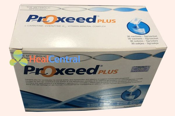 Hộp thuốc Proxeed plus