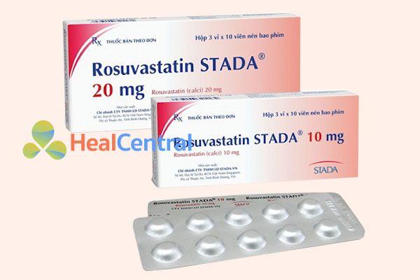 Rosuvastatin STADA