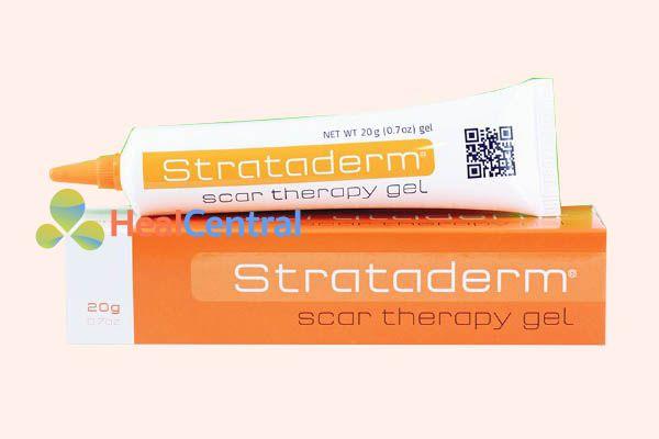 Kem trị sẹo Strataderm 20g