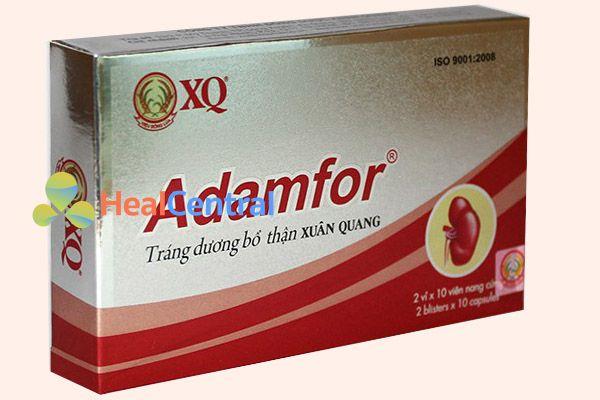 Thuốc đông y kéo dài thời gian quan hệ - Adamfor