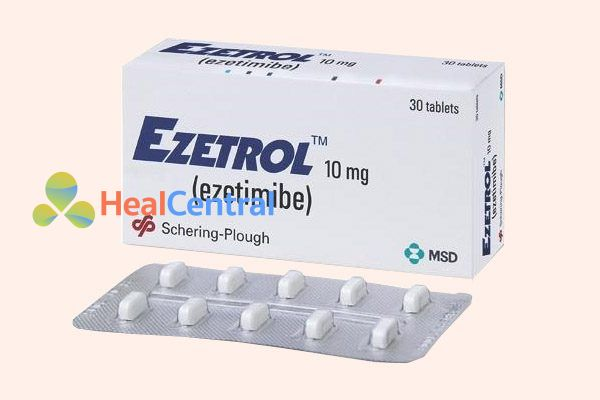 Thuốc Ezetrol 10mg