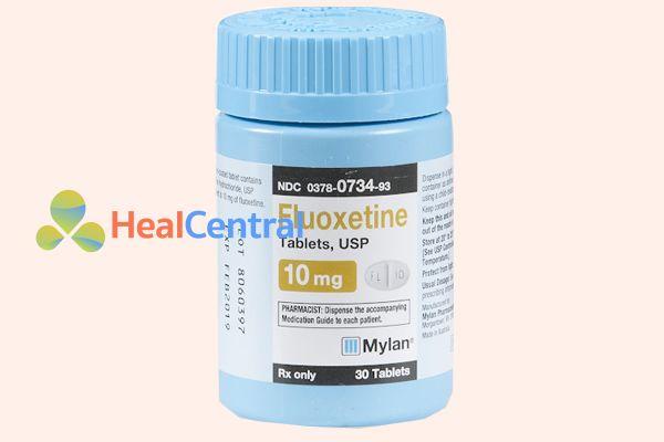 Thuốc fluoxetine