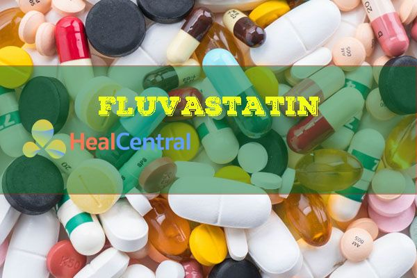 Thuốc Fluvastatin