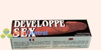 Gel Developpe Sex