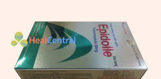 Hộp thuốc Epidolle