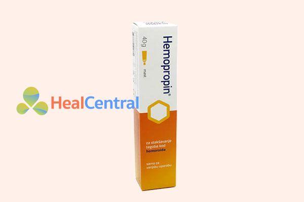 Hộp thuốc Hemopropin