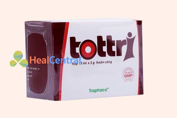Hộp thuốc Tottri