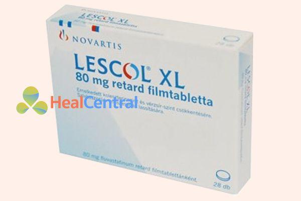 Lescol XL