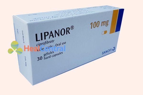 Thuốc Lipanor