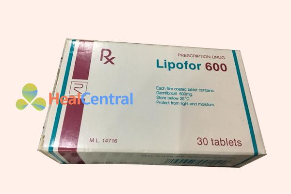 Lipofor 600