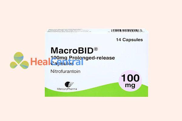 Kháng sinh macrobid