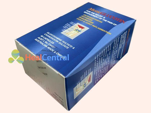 Metic glucotin được sản xuất bởi công ty Probiotec Pharma.