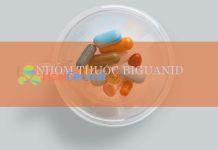 Nhóm thuốc Biguanid