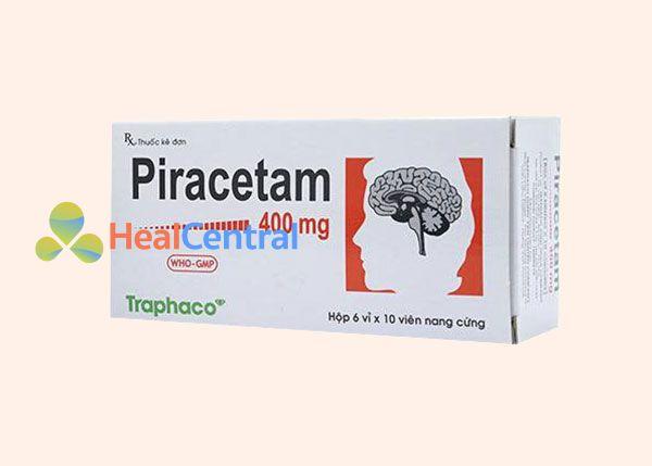 Piracetam 400mg của Traphaco