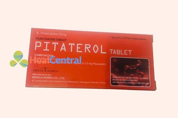 Pitaterol 2mg