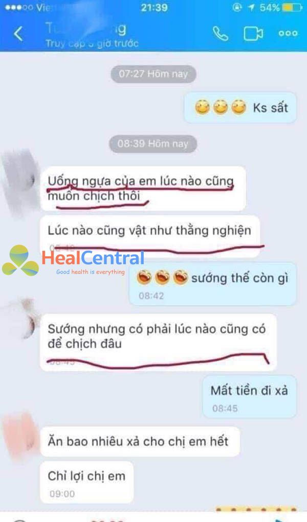 Review thuốc con ngựa thái