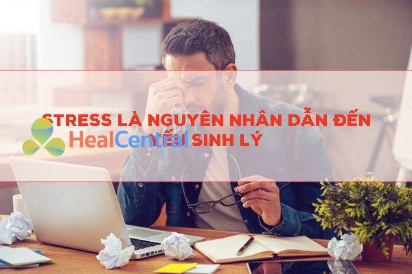 Stress là nguyên nhân gây yếu sinh lý