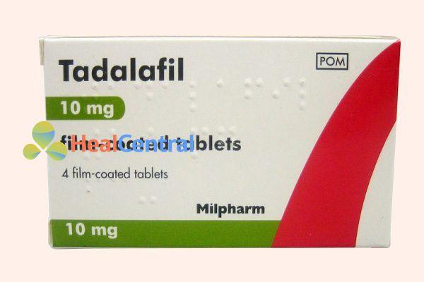 Thuốc Tadalafil 10mg