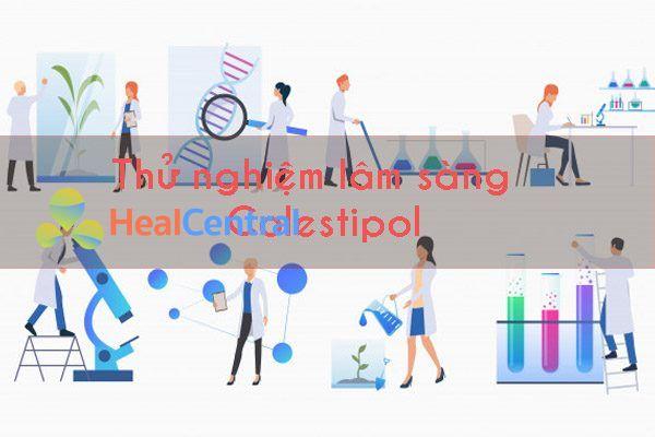 Thử nghiệm lâm sàng tác dụng của Colestipol