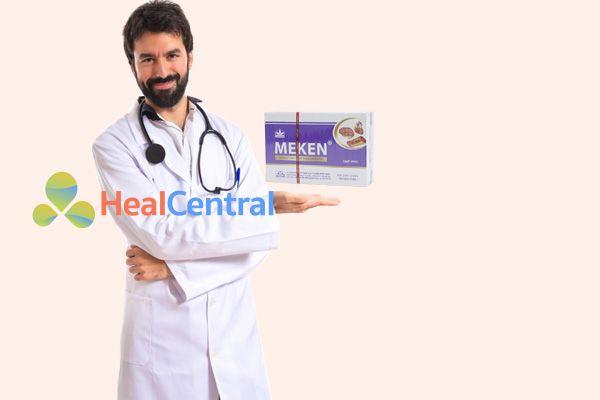 Thuốc Meken Nhất Nhất phòng ngừa tai biến mạnh máu não