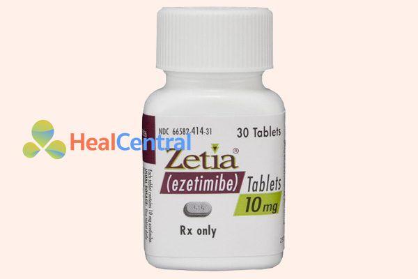 Thuốc Zetia