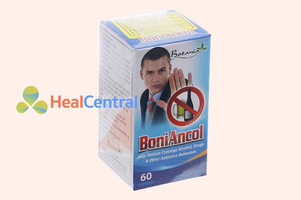 Thuốc giải rượu Boniancol của công ty Botania