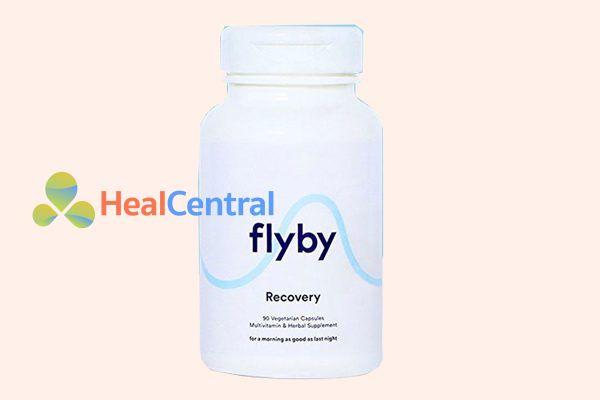 Thuốc giải rượu Flyby có nguồn gốc từ Mỹ