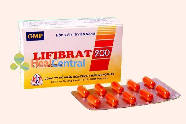 Thuốc Lifibrat