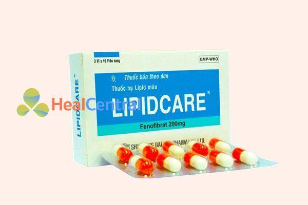 Thuốc Lipidcare