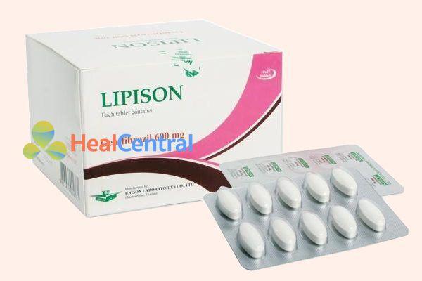 Thuốc Lipison