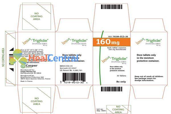 Thuốc Triglide