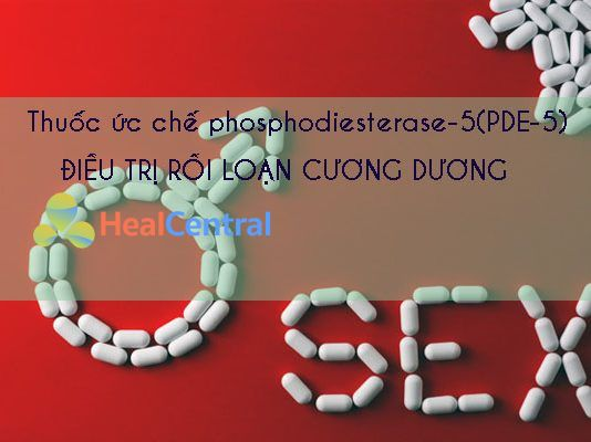 Thuốc ức chế phosphodiesterase-5(PDE-5)