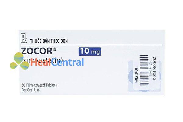 Thuốc Zocor