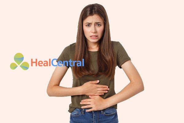 Triệu chứng của Viêm loét dạ dày tá tràng
