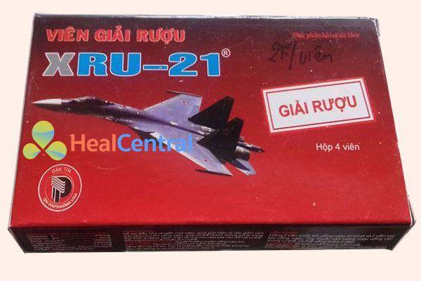 Viên giải rượu RU-21