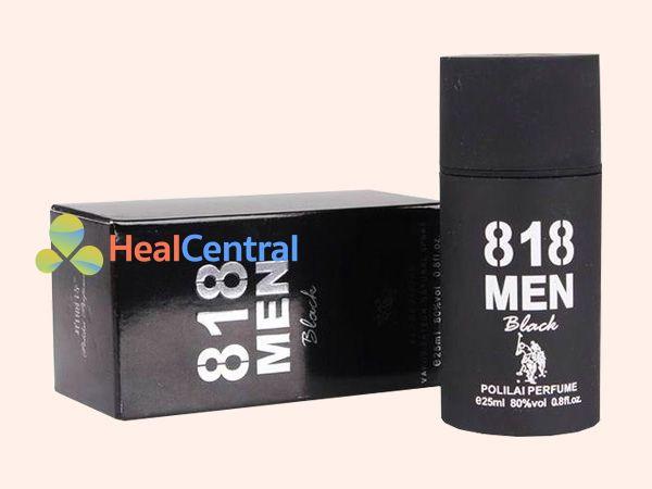 Thảo dược tình yêu 818 Men Black