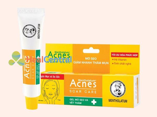 Hình ảnh sản phẩm kem trị sẹo Acnes Scar Care