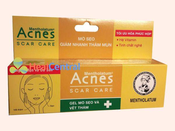 Kem trị sẹo Acnes Scar Care - giảm mụn, giảm vết thâm