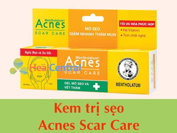 Kem trị sẹo Acnes Scar Care