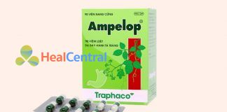Thuốc dạ dày Ampelop