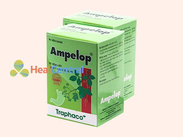 Thuốc Ampelop được sản xuất bở Công ty Traphaco