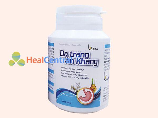 Dạ Tràng An Khang điều trị đau dạ dày
